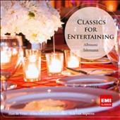 Classics for Entertaining / Albinoni, Telemann