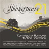 Shakespeare 21 / Stephan Doormann, Kammerchor Hannover