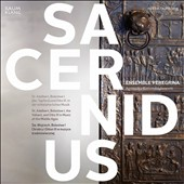 Sacer Nidus - songs, sequences and hymns from Poland and the Rhineland / Peregrina Vocal Ensemble