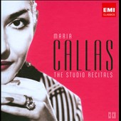 Maria Callas: The Studio Recordings [13 CDs]