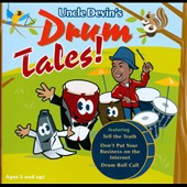 Uncle Devin: Drum Tales [Slipcase]
