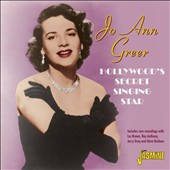 Jo Ann Greer: Hollywood's Secret Singing Star