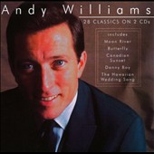Andy Williams: 28 Classics on 2 CDs