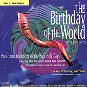 Western Wind (Vocal Ens.): Birthday of the World, Part 2: Yom Kippur