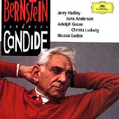 Bernstein Conducts Candide / Hadley, Anderson, Green, et al
