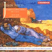 Field: Piano Concertos Vol 4 - no 7, etc / O'Rourke, Bamert