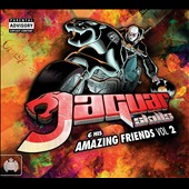 Various Artists: Jaguar Skills and His Amazing Friends, Vol. 2