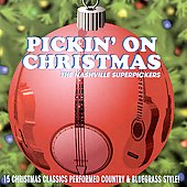 Nashville Superpickers: Pickin' on Christmas