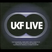 Various Artists: UKF Live [Digipak]