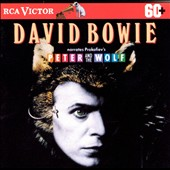 David Bowie/Philadelphia Orchestra/Eugene Ormandy (Conductor/Violin): David Bowie Narrates Prokofiev's Peter and the Wolf