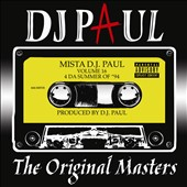 DJ Paul (Rap): The  Original Masters, Vol. 16 [PA] *