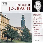 The Best of J. S. Bach