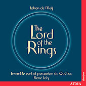 The Lord of the Rings - de Meij, Jutras, et al / Joly, et al