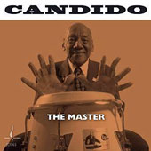 Candido (Percussion): The Master