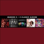 Maroon 5: 5 Classic Albums [Box] [PA]