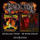 Benediction: Subconscious Terror/The Grand Leveller [Digipak]