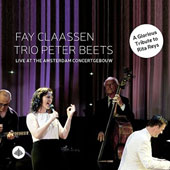 Fay Claassen: Live at the Amsterdam Concertgebouw [Slipcase]
