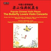 Popular Chinese Violin Pieces by Various Composers / Takako Nishizaki, violin; Nagoya Philharmonic Orchestra, Lim Kek-Tjiang