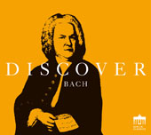 Discover Bach - Ave Maria; Air; Brandenburg Concerto; Cello Suites; Goldberg Variationsand; and many more / Isang Enders, cello; Friedrich Gulda, piano; Concerto Köln, Ulf Schirmer