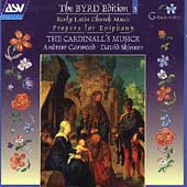 The Byrd Edition, Vol. 3: Propers for Epiphany / Carwood, Skinner, Cardinall's Musick