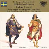 Stenhammar: Tirfing (Excerpts) / Segerstam, Tobiasson, et al