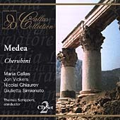 Cherubini: Medea / Schippers, Callas, Vickers, et al