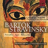Bart&#243;k, Stravinsky / Hiroyuki Iwaki, Melbourne Symphony