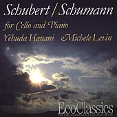 Schubert, Schumann / Hanani, Levin