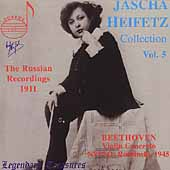 Legendary Treasures - Jascha Heifetz Collection Vol 5