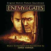 James Horner: Enemy at the Gates