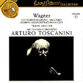 Toscanini Collection Vol 53 - Wagner: G&ouml;tterd&auml;mmerung, etc