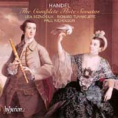 Handel: Complete Flute Sonatas / Beznosiuk, et al