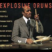 Various Artists: Explosive Drums