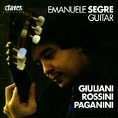 Giuliani, Rossini, Paganini  / Emanuele Segre