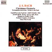 Bach: Christmas Oratorio / Oberfrank, Kertesi, Nemeth, et al