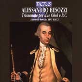Besozzi: Trio Sonatas / Nalin, et al