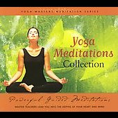 Cyndi Lee/Beryl Bender Birch/Gael Chiarella: Yoga Meditations Collection: Powerful Guided Meditations [Box]