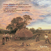 Bowen, Forsyth: Viola Concertos / Power, Brabbins, etc