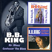B.B. King: Mr. Blues/Confessin' the Blues [Slipcase]