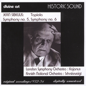 Sibelius - Historic Recordings / Kajanus, et al