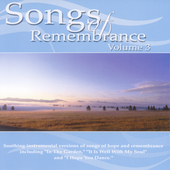 Various Artists: Songs of Remembrance, Vol. 3