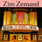 Zim Zemarel & His Orchestra: Big Band Swing *