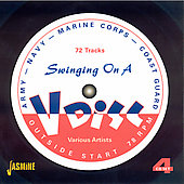 Various Artists: Swinging on a V-Disc