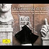 Mozart: La Clemenza di Tito / Kozenà, Mackerras, Scottish CO