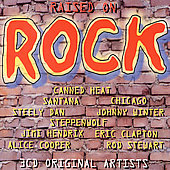 Various Artists: Raised on Rock