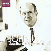 Brahms: Handel Variations, Intermezzi;  Schumann / John Lill