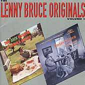 Lenny Bruce: The Lenny Bruce Originals, Vol. 1