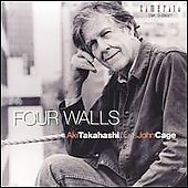 Cage: Four Walls / Aki Takahashi