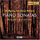 Mozart: Piano Sonatas / Evgeni Koroliov