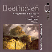 Beethoven: String Quartet, etc / Leipzig String Quartet